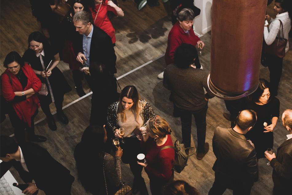 Afterworks et soirées professionnelles au b.45 à Clichy 92