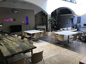 b.45 : location salles et bureaux à Clichy