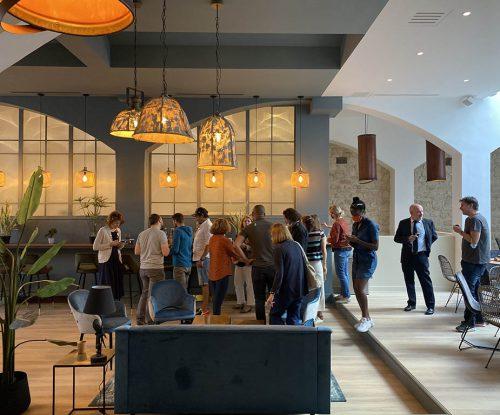 Location pour vos soirées et cocktails au b.45 Clichy