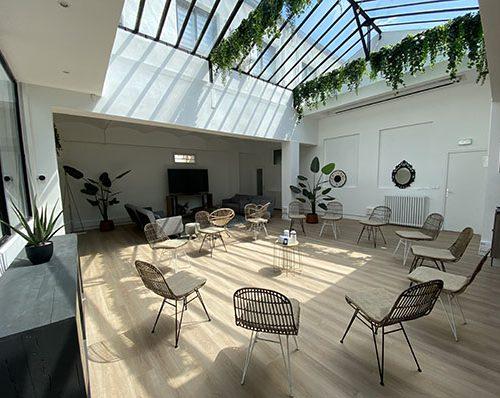 Loft d'architecte en location pour vos événements dans les Hauts de Seine