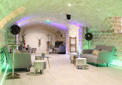 Espaces de réception dans un cadre patrimonial proche Paris